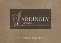 Ardinlgy College