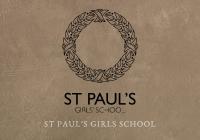 St Paul's Girls School