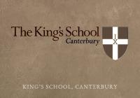 Kings School, Canterbury