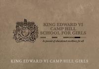 King Edward VI Camp Hill School for Girls, Birmingham