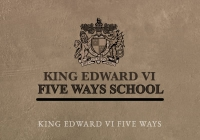King Edward VI Five Ways School Birmingham