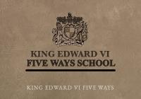 King Edward VI Five Ways School Birmingham