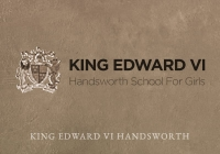 King Edward VI Handsworth School Girls Birmingham